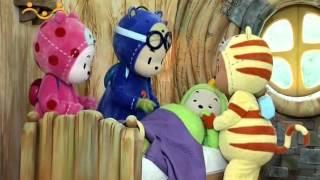 Обучающий и развивающий мультфильм  Малыши / Hutos - 07. Щекотка