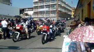 desfile de la feria de san marcos guatemala 2016