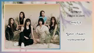 Gfriend (여자친구) ('the 7th mini album'[fever season]) audio track list: 1. fever (열대야) 2. mr. blue 3. smile (좋은 말 할 때) 4. wish (바라) 5. paradise 6. hope (기대) 7....