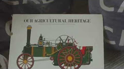 BOOK REVIEW,OUR AGRICULTURAL HERITAGE,FARM MACHINERY RESTORED