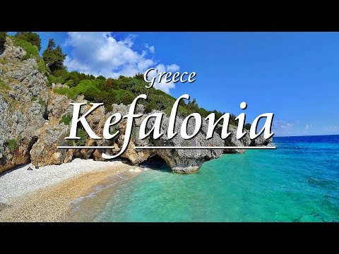 Kefalonia, best of beaches. Holidays in Greece. | Xiaomi Yi |