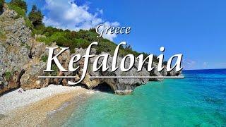 Kefalonia, best of beaches. Holidays in Greece. | Xiaomi Yi |