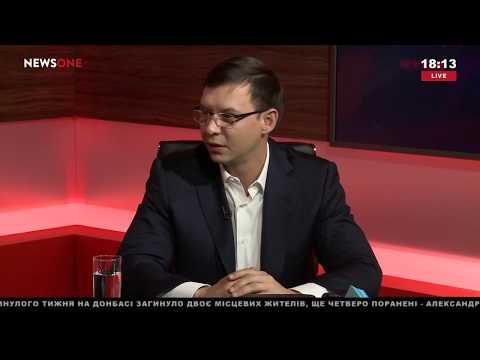 Евгений Мураев в «Большом интервью» на телеканале «NewsOne», 30.06.17