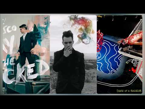 Panic! at the Disco  Say Amen Saturday Night, This Is Gospel, Emperors New Clothes Mix