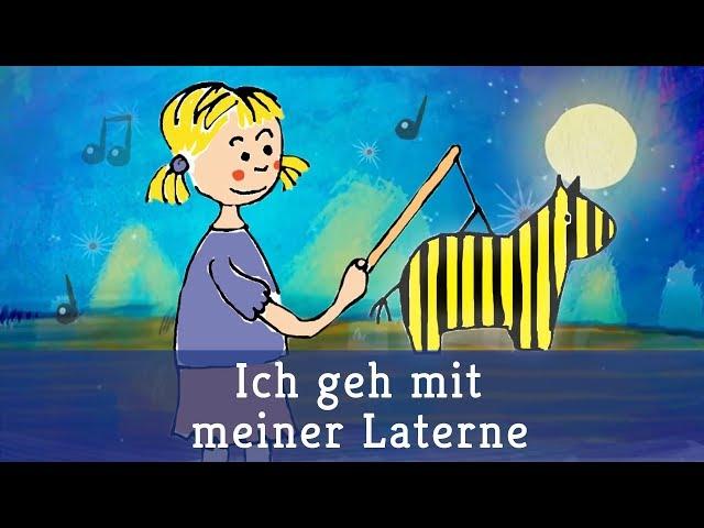Ich geh mit meiner Laterne - Lichterkinder | Kinderlieder | Laternenlieder und Herbstlieder