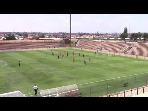 Dean Patricio - Highlands Park vs   Bloemfontein Celtic   271116 1