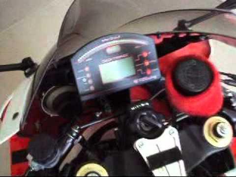 Honda Cbr 1000 Rr 2004 04 Sc57 Strada Pista Youtube