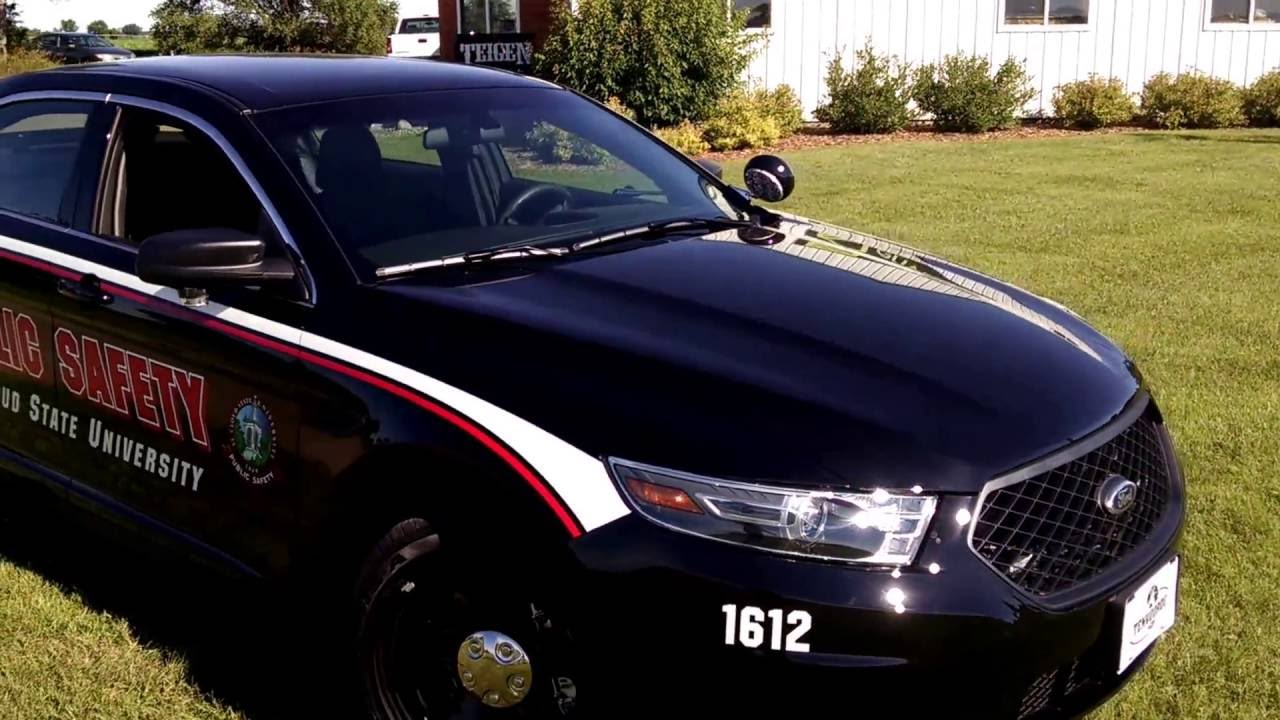 2016 Ford Police Interceptor Sedan Hd Installation Video