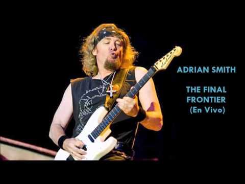 Adrian Smith Guitar Only - The Final Frontier (En Vivo)