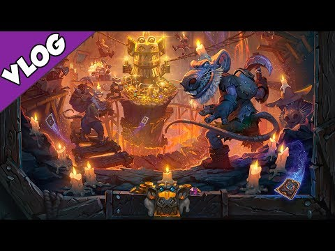 Hearthstone: Kobolds and Catacombs Card Discussion  - [Vlog]