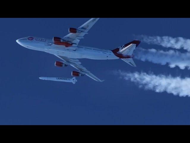 大分空港が「宇宙港」へ着々 米企業、打ち上げ試験成功