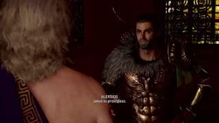 Assassin's Creed Odyssey - Alexios & Alcibiades Gay Sex Scene #4