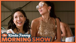 Crazy Rich Asians Review - The Kinda Funny Morning Show 08.20.18