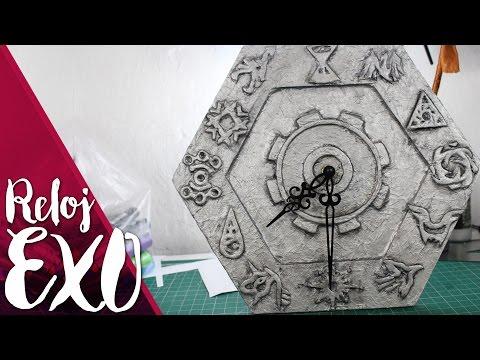KPOP DIY: Reloj EXO  K-freak 