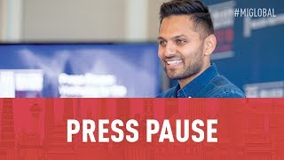 Press Pause: Wellbeing for the Always On feat. Jay Shetty