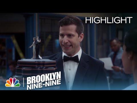 The Wedding Cake Is Moved To The Precinct | Season 5 Ep. 22 | BROOKLYN NINE-NINE