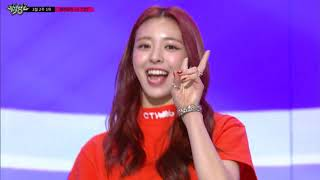 [뮤직뱅크] 3월 2주 1위 있지(ITZY) - 달라달라(DALLA DALLA) 세리머니  Cut