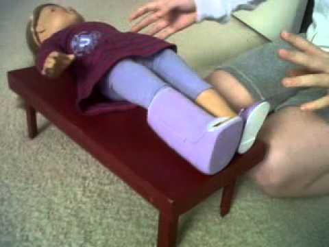 jillian doll bed