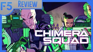 XCOM: Chimera Squad Review | Fascinating Ideas Left Unexplored (Video Game Video Review)