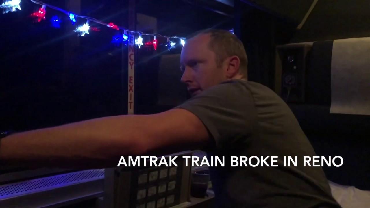 the train trip