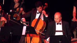 Michigan Arab Orchestra: Cello Taqsim - Naseem Alatrash