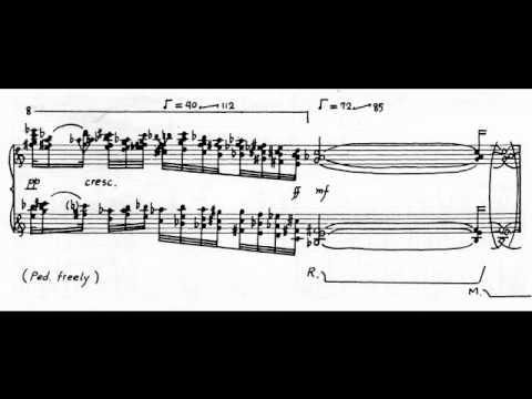 「フォー・アウェイ」 FOR AWAY  ピアノ独奏曲