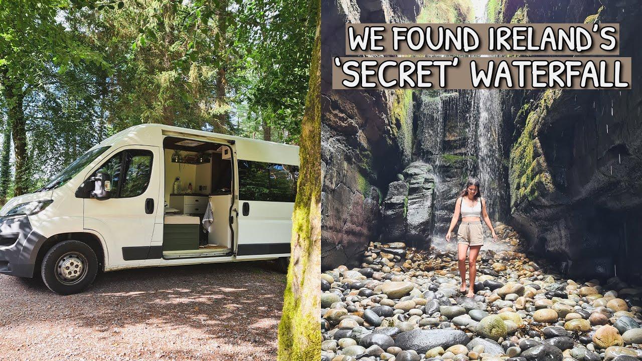 Full Time Van Life in Ireland | The Wild Atlantic Way | Part 6