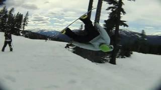Snowboard Trick Tip: Front Flip