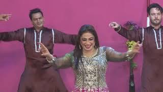 Dhola Mein Te Mar Gae Aan   Nida Choudhary Hot Mujra Dance 2019