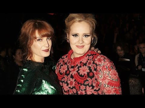 """Adele on Florence + the Machine's """"How Big, How Blue, How Beautiful"""""""