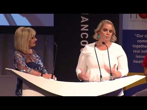 Jelena Dokic - Momentum Most Inspiring Women of the Year Speech 2018