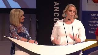 Jelena Dokic - Momentum Most Inspiring Women of the Year Speech 2018