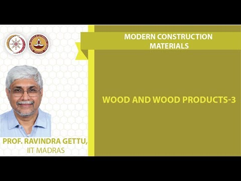Wood and Wood Products - Guest Lecture