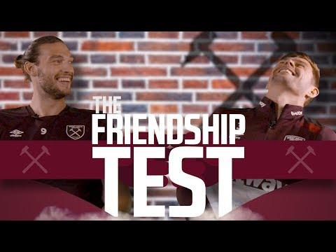 THE FRIENDSHIP TEST   CARROLL & CRESSWELL