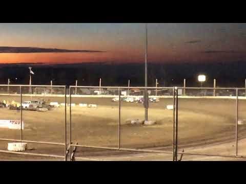 SODCA at So. Speedway 9-15-18 Heat 3