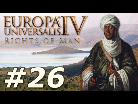 Europa Universalis IV: The Rights of Man | Ethiopia - Part 26