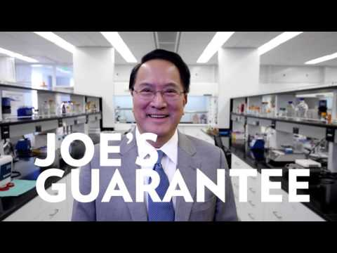 ageLOC Y-Span and Joe Chang: Perfect Partners