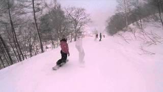 2015.2.14.成田童夢in苗場 成田童夢 動画 11