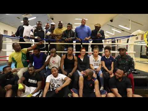 Ba boxeur ya FRANCE très fâche contre Ba sportif tout bazo yokisa kombo y'a boxe soni bolingo eza te