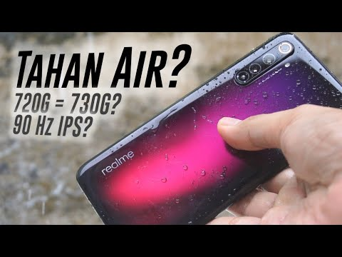 RESMI!!! Realme V5 5G Meluncur | Harga dan Spesifikasi Indonesia.