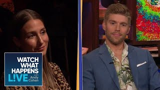 Kyle Cooke Gets Grilled About Cheating | Summer House | WWHL