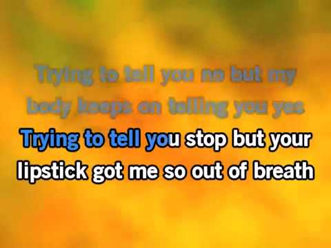 Maroon 5  One More Night  Karaoke