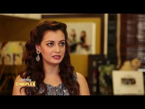 Dia Mirza on her first crush and her breakup in Hyderabad