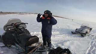 На рыбалке встреча с МЧС России.