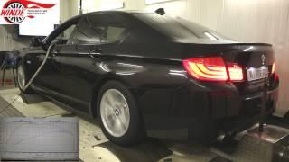 BMW 520 - чип тюнинг WWW.WINDE.RU(Чип тюнинг - оптимизация программы управления двигателя с целью повышения его мощности.Чип тюнинг позволит..., 2013-12-20T12:26:52.000Z)
