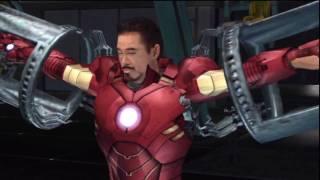 (#1) Iron Man 2 Game - Walkthrough & Playthrough Part 1 in HD.wmv