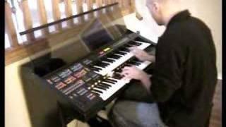 Quantum Leap Theme - Yamaha Electone HS-8