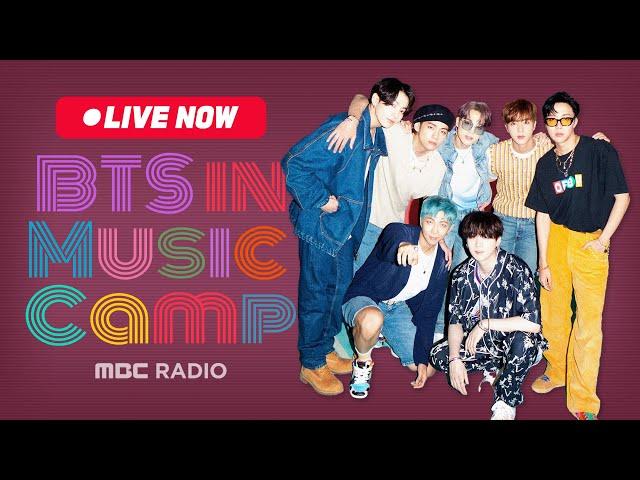[FULL-eng sub] BTS Visual Radio in MBC / 방탄소년단, 배철수의 음악캠프 출연 보이는 라디오