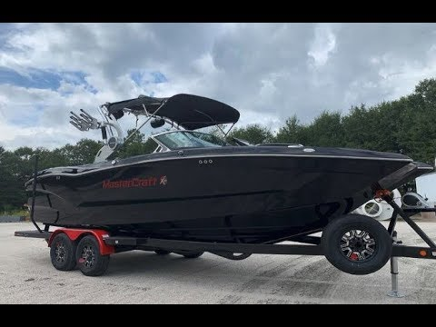 2019 Mastercraft X24 Boat For Sale At Marinemax Greenville Youtube