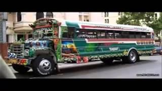 El viaje de San Salvador a Chalatenango.